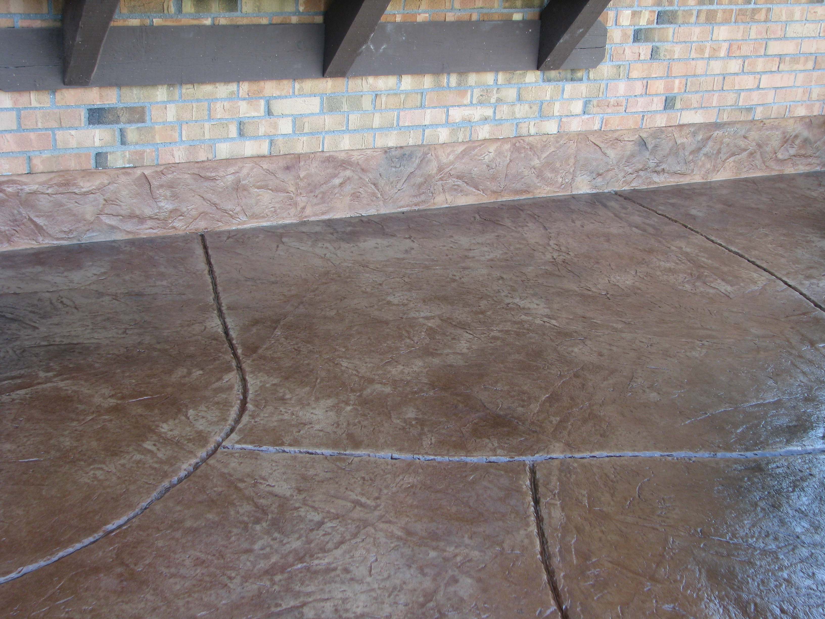 Lone wolf concrete for Removing concrete walkway